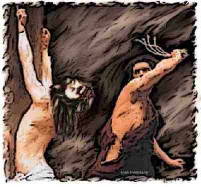 Scourging of Jesus