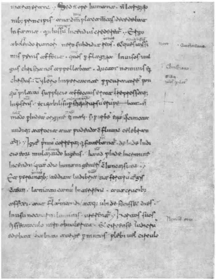 Taccitus Annals Book 15 Chapter 44