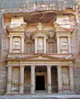 Petra from Wikipedia