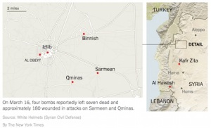 Chlorine Bombs in Syria
