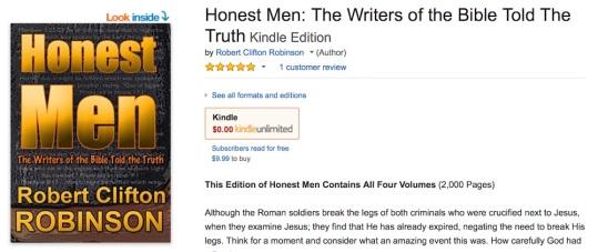Honest Men Logo