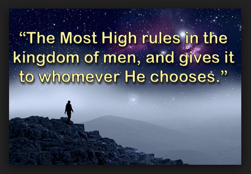 The Hidden Hand of God:The Sovereignty of God